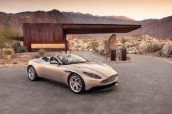 Aston Martin Unveil All-New DB11 Volante Convertible