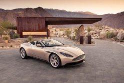 Aston Martin Unveil All-New DB11 Volante Convertible