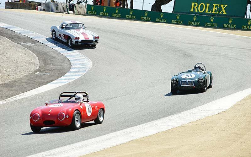 Rolex Monterey Motorsports Reunion & Car Week 2017