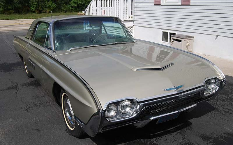 1963 Thunderbird Survivor is a Family Heirloom