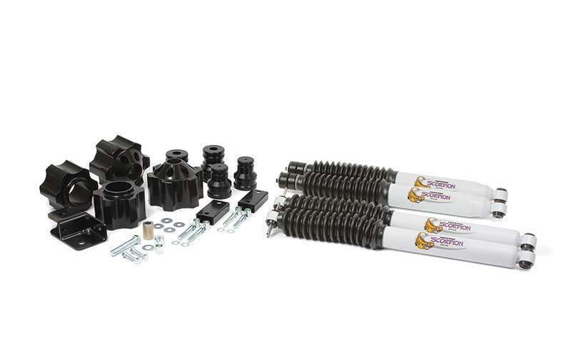 Daystar Jeep Wrangler Lift Kit