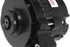 MSD Dynaforce Alternator 160-Amp Black