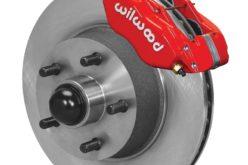 Wilwood Early Mustang Classic Series Front Dynalite Disc Brake Performance Upgrade Brake Kit
