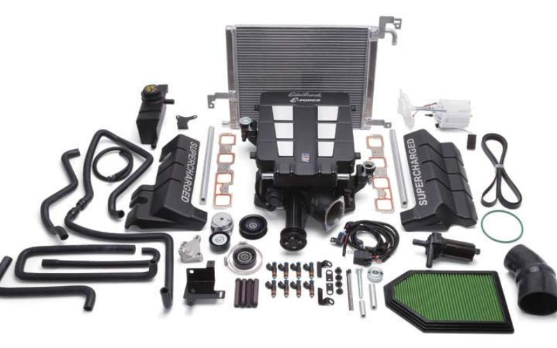 Edelbrock E-Force Superchargers for Chrysler HEMI