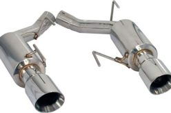 Flowtech Axle-Back Exhaust System for Mustang