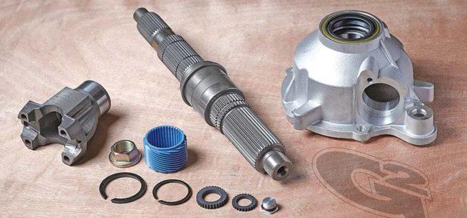 G2 Axle & Gear Slip Yoke Eliminator Kit