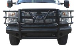 Steelcraft Heavy Duty Front/Rear Replacement Bumpers