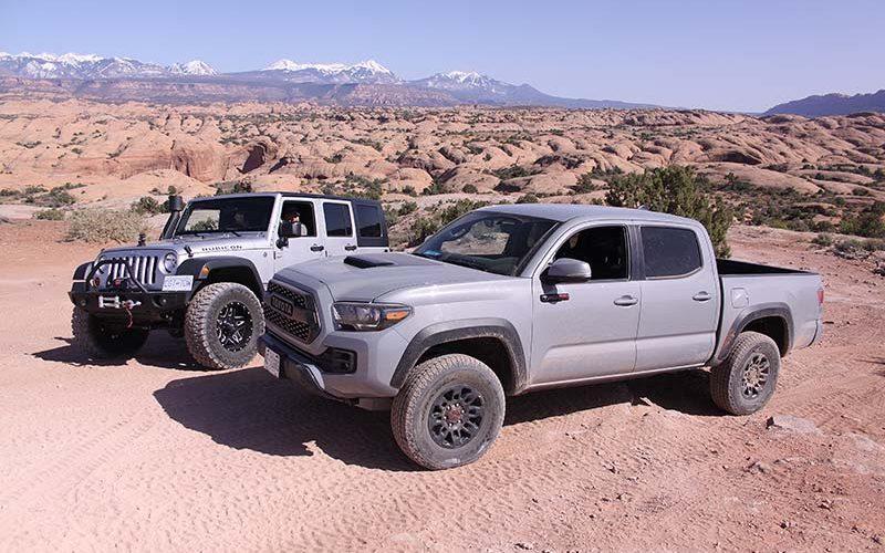Hell's Revenge – Moab, Utah