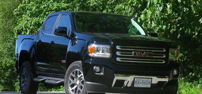 Urban Pickup: GMC Canyon Diesel