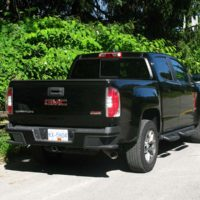 GMC Canyon Diesel