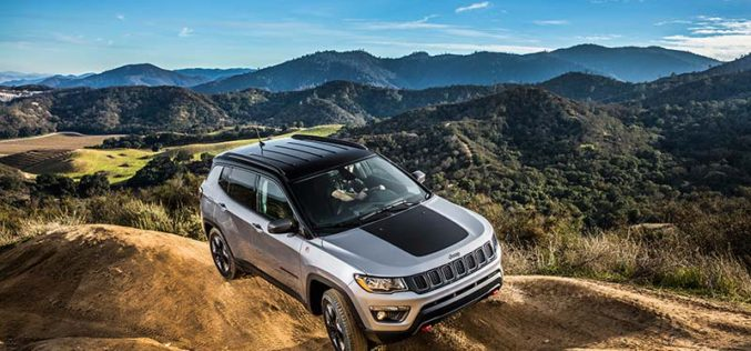 Road Test: 2017 Jeep Compass Trailhawk