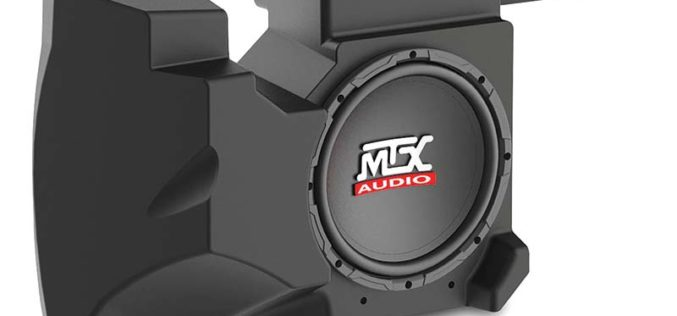 MTX Audio Announces New Amplified Subwoofer Enclosures for Polaris RZR and Ranger Models