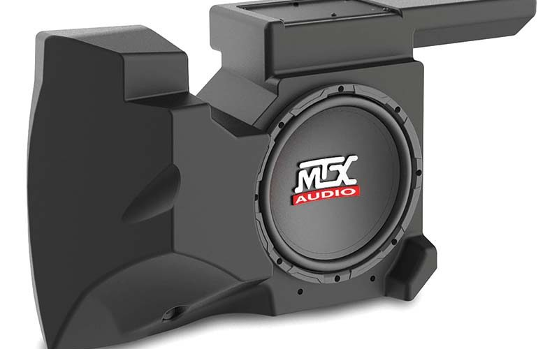 MTX Audio Announces New Amplified Subwoofer Enclosures for Polaris RZR and Ranger Models