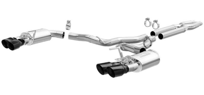 Magnaflow Competition Series Exhaust System for Shelby GT350