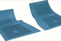 Original Equipment Reproduction Chevrolet 2-Piece Floor Mat Set