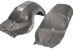 Original Parts Group Plastic Inner Fenderwells