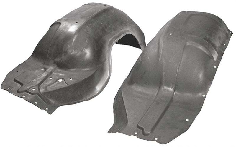 Original Parts Group Plastic Inner Fenderwells