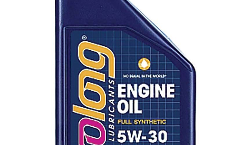 Prolong's New 5W-30 Motor Oil Increases Fuel Efficiency