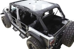 Rampage Mesh Shade Jeep Top