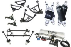 Ridetech Air Suspension System for GM F-Body