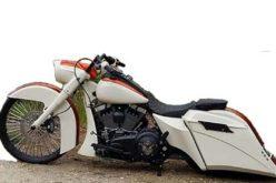 TITAN Fuel Tanks Giving Away Custom Harley-Davidson at SEMA Show