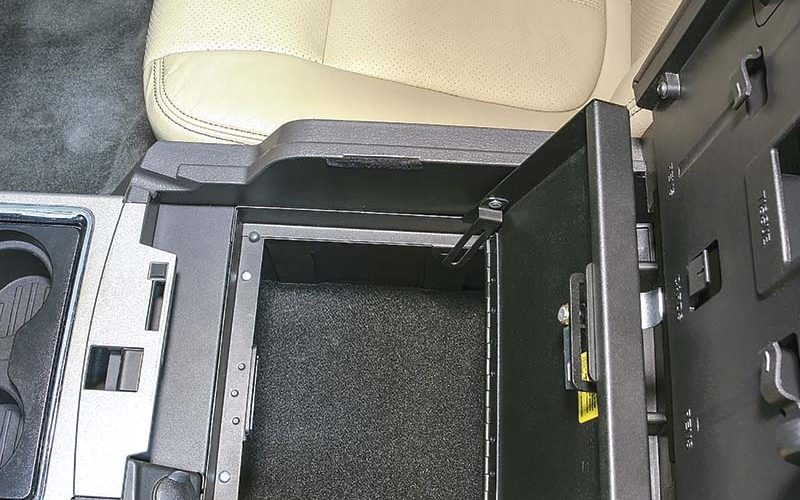 Tuffy Security Products Announces Security Console Insert for Ford Super Duty