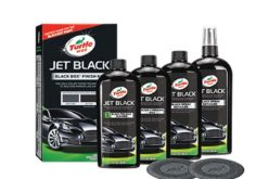 Turtle Wax Jet Black Box Finish Kit