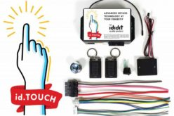 Ididit's id.TOUCH Keyless Start Ignition Dash System