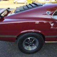 '69 Mustang Mach 1