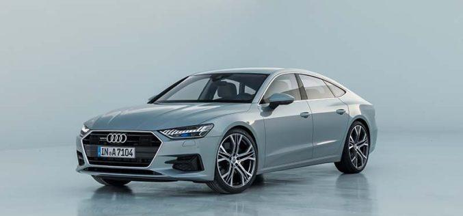 Audi Reveals New A7 Sportback