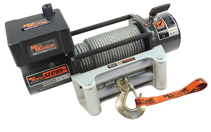 Mile Marker SEC95(ES) Winch