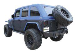 Go Industries Jeep Rear Bumper