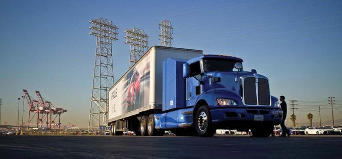 Toyota Begins Actual Runs Using Zero-Emission Fuel Cell Heavy-Duty Truck