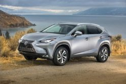 Lexus Refreshes NX 300 and NX 300h Compact SUVs
