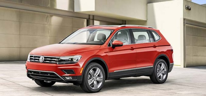 Road Test: 2018 Volkswagen Tiguan Highline
