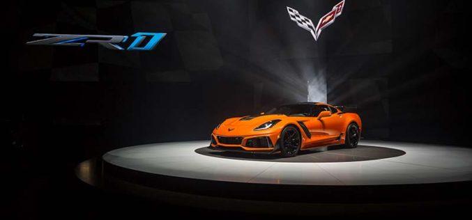 Chevrolet Reveals the Fastest, Most Powerful Production Corvette Ever