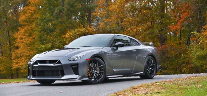 Nissan Canada Annoucnes Pricing for the 2018 GT-R