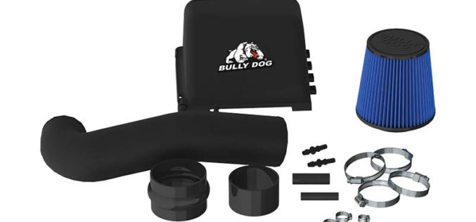 Bully Dog Rapid Flow Intakes