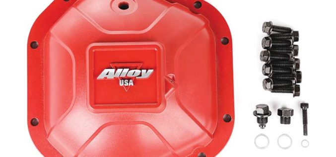 Alloy USA Aluminum Differential Covers