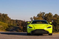 Aston Martin Introduces the All-New Vantage