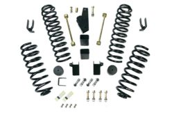 Cap-It 4-Inch Lift Kit for Jeep JK