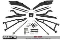 Cognito Motorsports Long Travel Suspension Kit w/ Sway Bar Mount