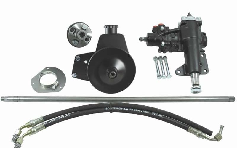 Drake Mustang Power Steering Conversion Kit