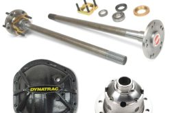 Dynatrac JK44 Rear 35-Spline Axleshaft Bundle Kit