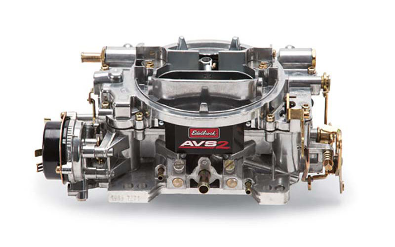 Edelbrock Releases New AVS2 Series Carburetors