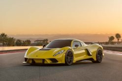 All-New Hennessey Hypercar Unveiled at SEMA