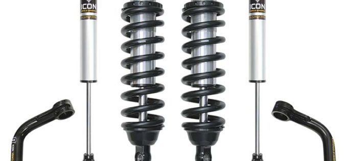 ICON Vehicle Dynamics Stage 2 Suspension System