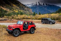 Plug-In Hybrid Version of All-New Jeep Wrangler Confirmed for 2020
