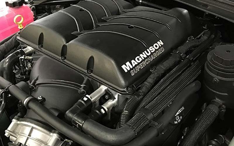 Magnuson TVS2300 Supercharger Kit for 2016 Camaro