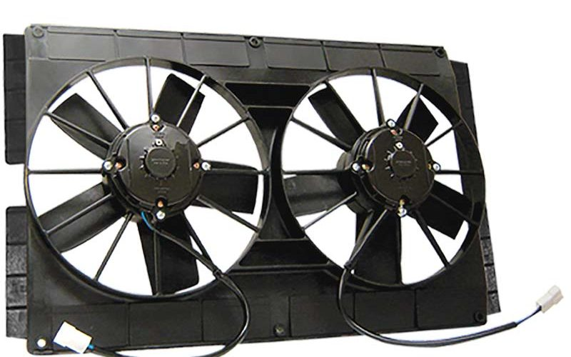 Maradyne Dual 11-inch Mach Two Fan